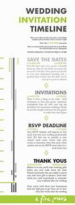 must see wedding invitation etiquette and wording ideas With timeline for wedding invitations and save the dates