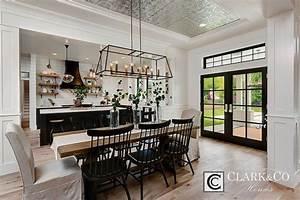 25 Beautiful French Farmhouse Dining Room Design Ideas