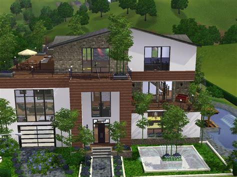 sims 3 loft bauen sims 3 haus bauen let s build viel platz f 252 r familie heineken