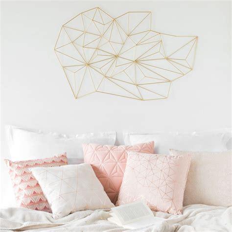 kissenbezüge schlafzimmer kissenbezug aus rosafarbener baumwolle 40 x 40 cm