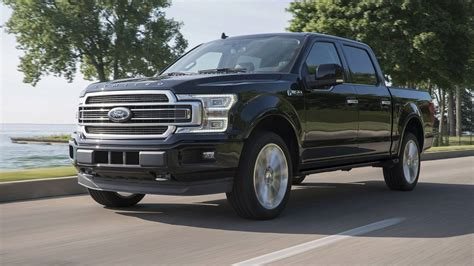 2019 Ford F150 Limited Gains 450hp Ecoboost V6 Engine