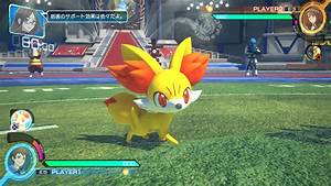 pokken tournament trailer 4 minutes of brutal pokemon action