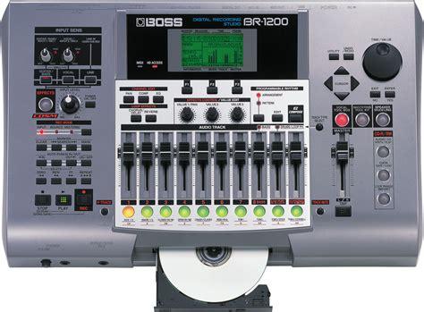 boss br cd digital recorder