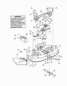 Troy Bilt Pony 42 Deck Belt Diagram  U2014 Untpikapps