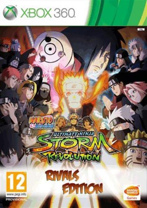 Naruto Shippuden Ultimate Ninja Storm Revolution Day