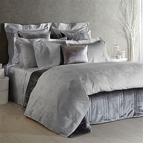 frette  home giardino dinverno duvet cover  grey