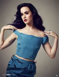 Katy Perry Hollywood Reporter Photo Shoot