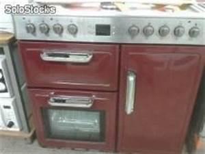Cuisiniere Gaz 5 Feux : cuisini re piano mixte 5 feux gaz et 3 four electriques ~ Edinachiropracticcenter.com Idées de Décoration