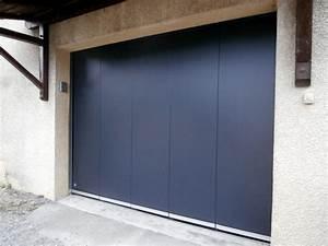 porte de garage avec porte pieton obasinccom With porte de garage sectionnelle jumelé avec tarif serrurier ouverture de porte
