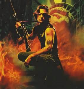 Escape From New York - Snake Plissken | Kurt Russell ...