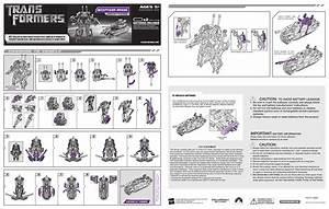 Leader Class Decepticon Brawl  Transformers  Movie