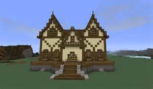 Victorian Minecraft House Blueprints