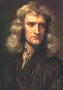 Isaac Newton • La cieca necessità metafisica, certamente la stessa sempre e dovunque, non