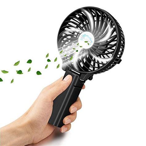 handheld battery operated mini fans handheld fan rechargeable battery operated fan sunpollo