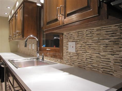 kitchen with tile backsplash tiles for kitchen back splash a solution for and 6553