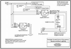 Leviton Ceiling Occupancy Sensor Wiring Diagram