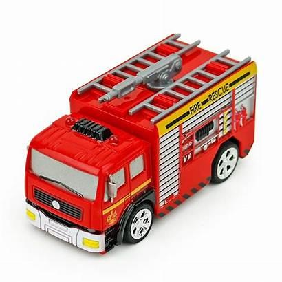 Fire Rc Truck Toy Remote Control Mini