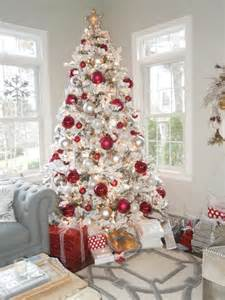 Flocking Christmas Tree At Home by Decorate A Festive Flocked Christmas Tree