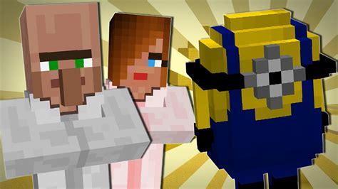 trayaurus meets  minions minecraft youtube