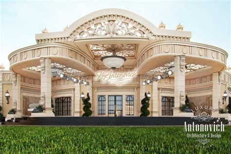 Luxury Exterior In Dubai