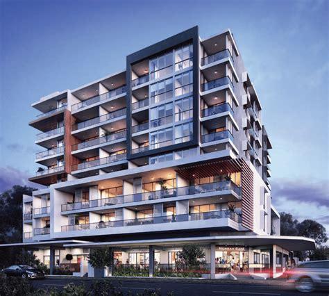 link nundah mid rise apartment building