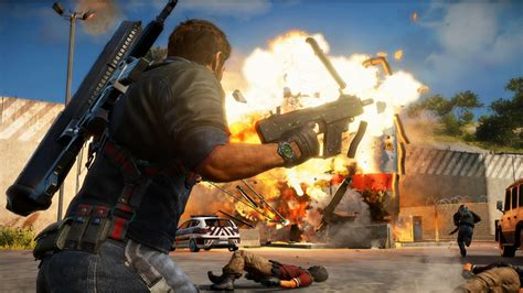 New Just Cause 3 PS4/Xbox One Screenshots Shows ...