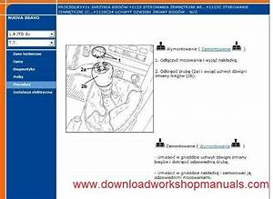Fiat New Bravo Workshop Repair Manual