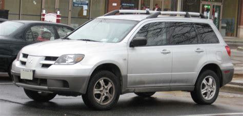 outlander mitsubishi 2006 2006 mitsubishi outlander information and photos momentcar