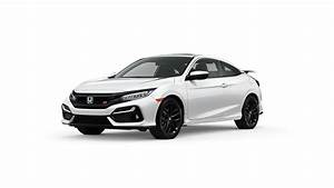 2020 Honda Civic Si Coupe 6-speed Manual