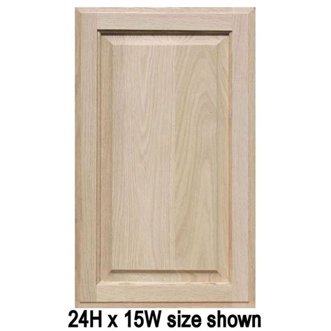 raised panel oak kitchen cabinets unfinished oak cabinet doors square with raised panel up