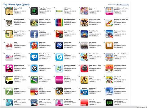 app store nur nach gratisapps durchsuchen