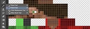 Make Your Own Minecraft Skin In Photoshop