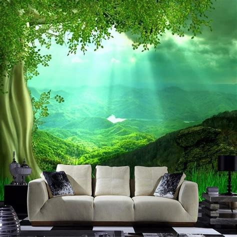 3d Wallpapers For Walls by Aliexpress Buy Photo Wallpaper 3d Wall Paper Hd
