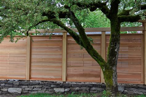 japanese fence japanese fence project lake oswego oregon portland deck builder creative fences decks