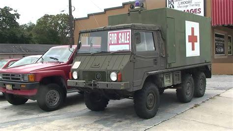 diesel swiss army truck  sale youtube