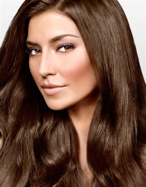 Facts About Brown Hair by Medium Brown Hair Dye Subtle Vs Highlights