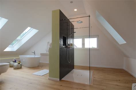 Originelle Badezimmer Moderne Duschen & Badezimmer