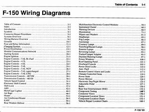 1998 Ford F 150 Wiring Schematic