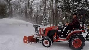 135 Kubota B2601 Compact Tractor B2782b Front Mount