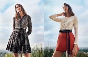 Mode Printemps été 2016 : maje collection printemps t 2016 taaora blog mode tendances looks ~ Melissatoandfro.com Idées de Décoration