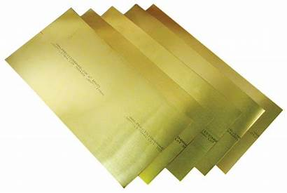Brass Shim Precision Half Hard Flat Sheets