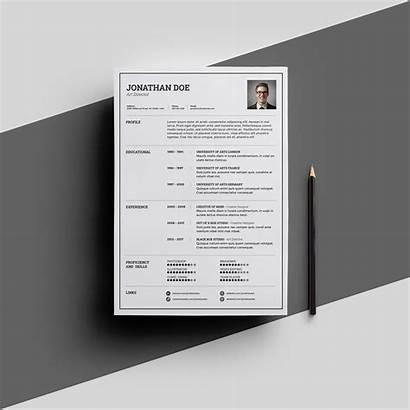 Resume Templates Template Word Microsoft Professional Elegant