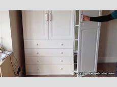 IKEA Pax Birkeland 4 Drawers 2 Doors Wardrobe Design, Kids