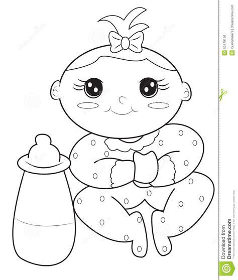 Baby Coloring Pages Coloring Pages For Baby Color Bros