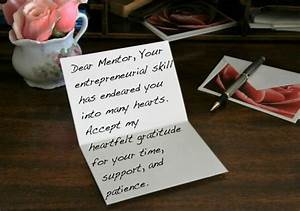 Thank You Note To Boss Best Thank You Letter To Manager
