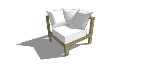 diy furniture plans   build  reef sectional