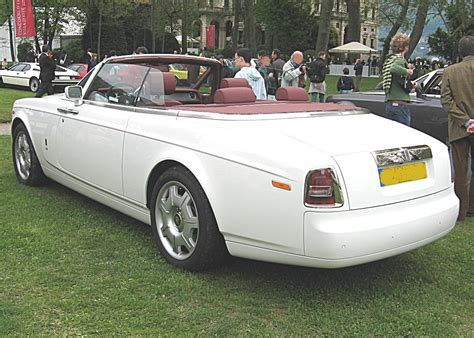 Rolls Royce Phantom Modification by Rolls Royce Phantom Drophead Best Photos And Information