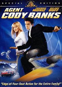 Agent Cody Banks 027616887412 799 Tulipstuff