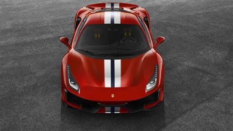 Ferrari 488 Pista 4k 2018 2 Wallpaper Hd Car Wallpapers