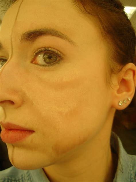 elisa fat skinny makeup